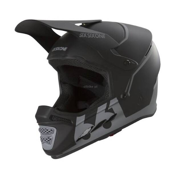 Sixsixone 661 Reset Kask Rowerowy Full Face Dh Cross Enduro Fr