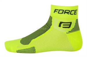 FORCE 1 Skarpety fluo S-M 901008