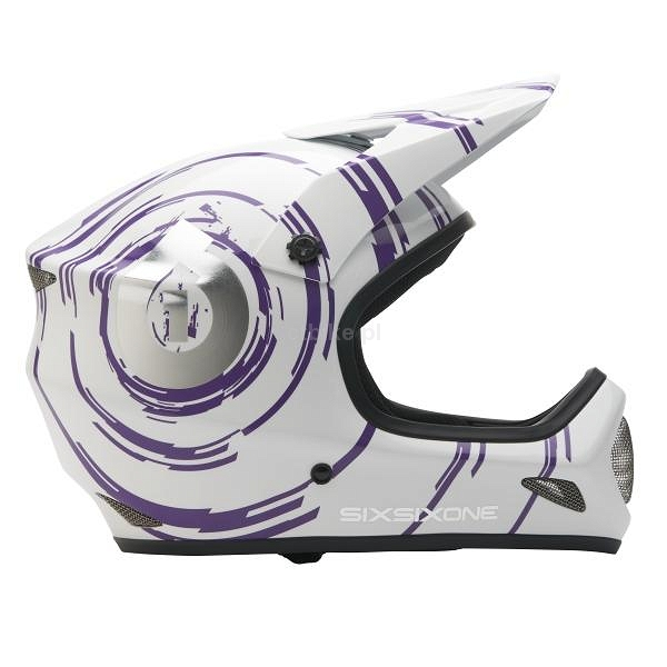 Sixsixone 661 Evolution Inspiral Kask Rowerowy Full Face Downhill